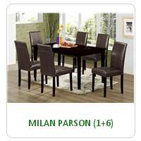 MILAN PARSON (1+6)
